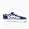 vans  carreaux blue