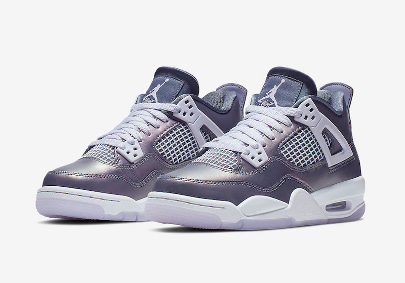 Air Jordan 4 GS Monsoon Blue