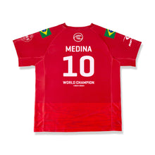 Load image into Gallery viewer, Gabriel Medina (BRA) World Title Athlete Jersey