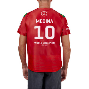 Gabriel Medina (BRA) World Title Athlete Jersey