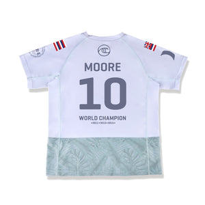 Carissa Moore (HAW) Youth World Title Athlete Jersey
