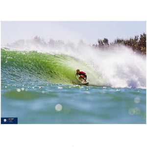 Poster: Stephanie Gilmore at Surf Ranch