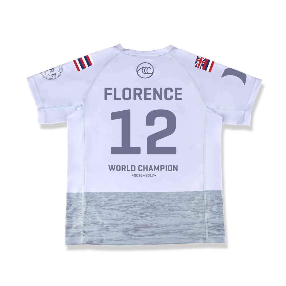 John John Florence (HAW) World Title Athlete Jersey