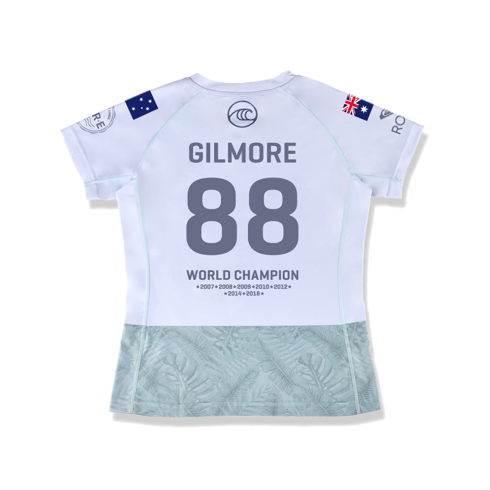 Stephanie Gilmore (AUS) World Title Athlete Jersey