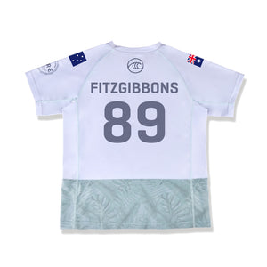 Sally Fitzgibbons (AUS) Youth Athlete Jersey