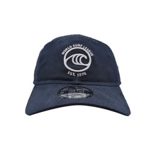 Load image into Gallery viewer, WSL New Era Icon Organic Cap (Navy)