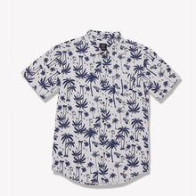 Load image into Gallery viewer, Men's Pattern Shirt (Navy)