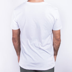 Groundswell Men's Tee (White)