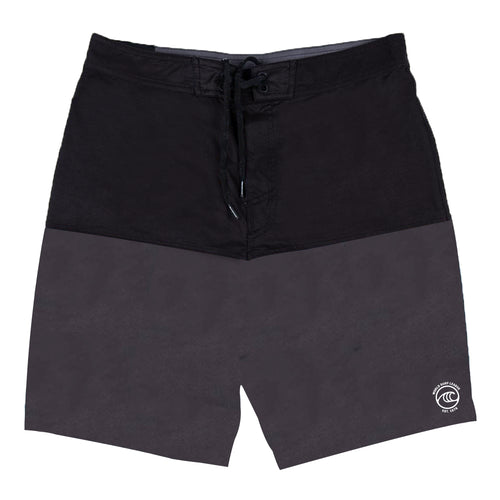 WSL Icon Men's Boardshorts (Heather Black)
