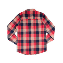 Load image into Gallery viewer, WSL Men's Flannel Shirt (Red)