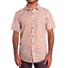 Load image into Gallery viewer, Men's Pattern Shirt (Rust)