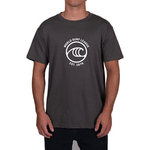 Load image into Gallery viewer, WSL Frontside Icon Organic Men's Tee (Charcoal)