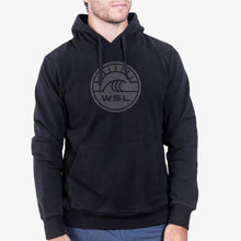 Load image into Gallery viewer, Weatherman Men's Hooded Fleece (Black)