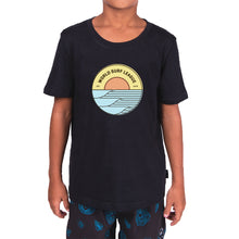 Load image into Gallery viewer, WSL Sunrise Youth Tee (Black)