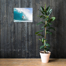 Load image into Gallery viewer, John John Florence Poster (Unframed): Pipeline, 2020