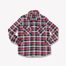 Load image into Gallery viewer, Women's Flannel Shirt (Red)