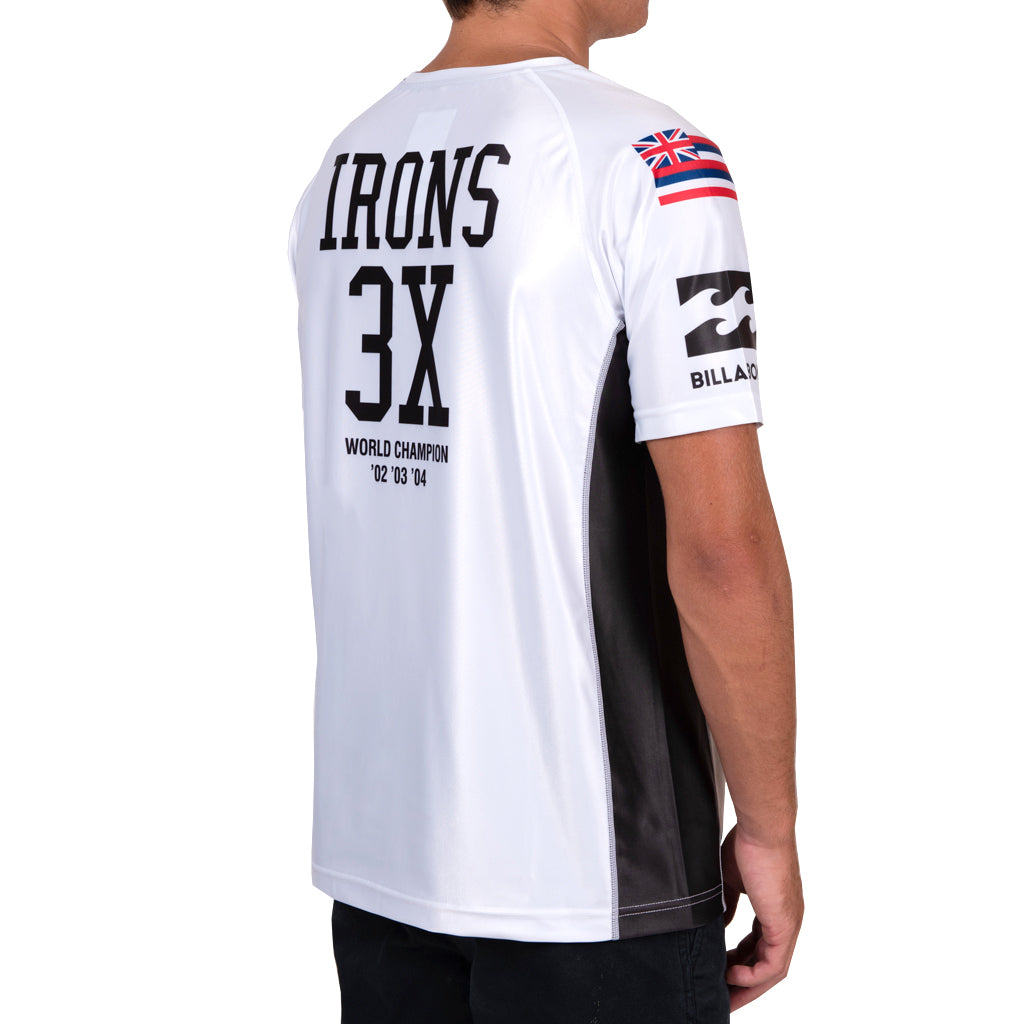 Andy Irons Limited Edition Jersey (White)