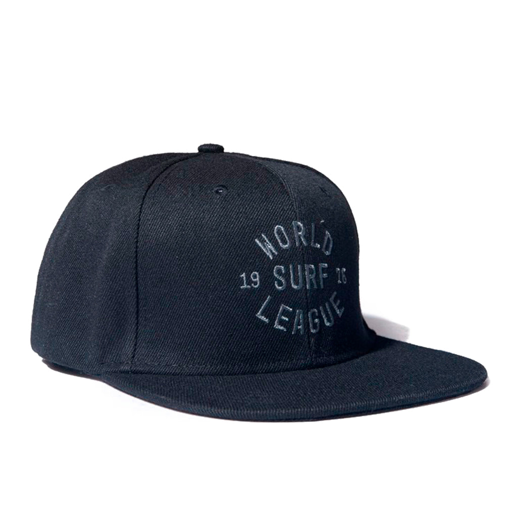 World Surf League (WSL) Archie Snap Back Flat Hat