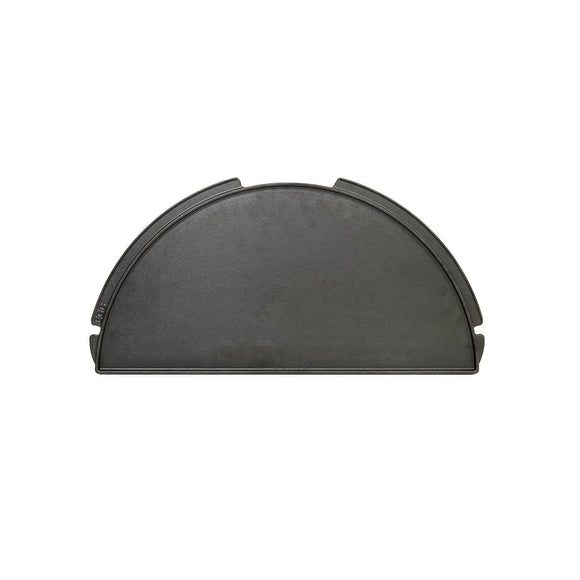 Plancha Griddle Cast Iron Half-Moon