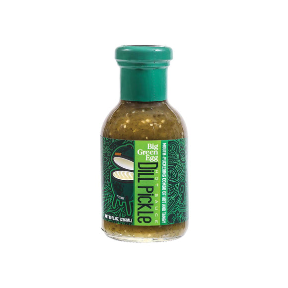 Hot Sauces Dill Pickle