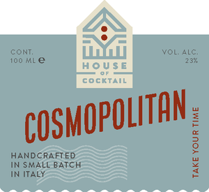 Cosmopolitan - House Of Cocktail
