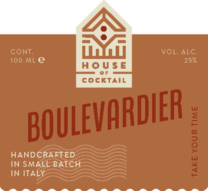 Boulevardier - House Of Cocktail
