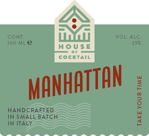 Manhattan - House Of Cocktail