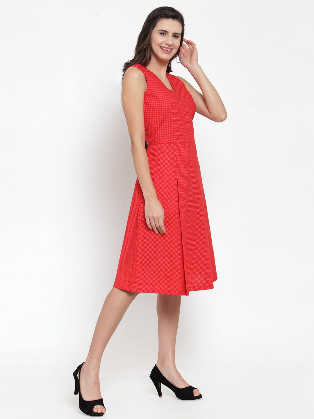 Ayaany Women Red formal Dress