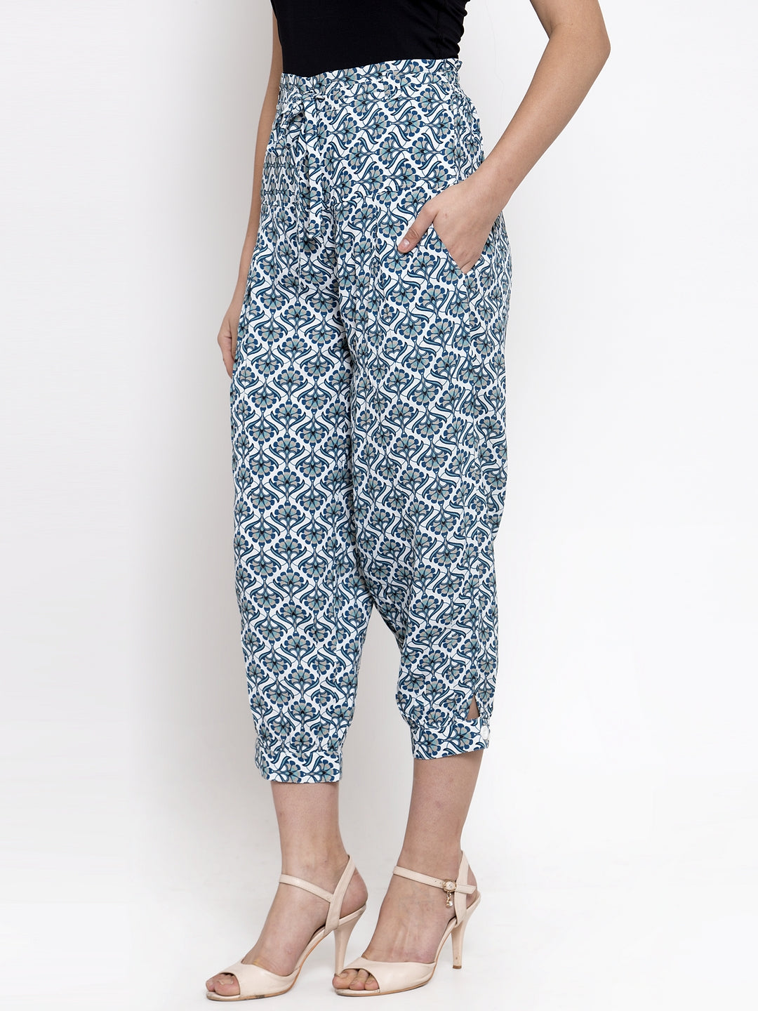 Ayaany Women Multi Casual Pant