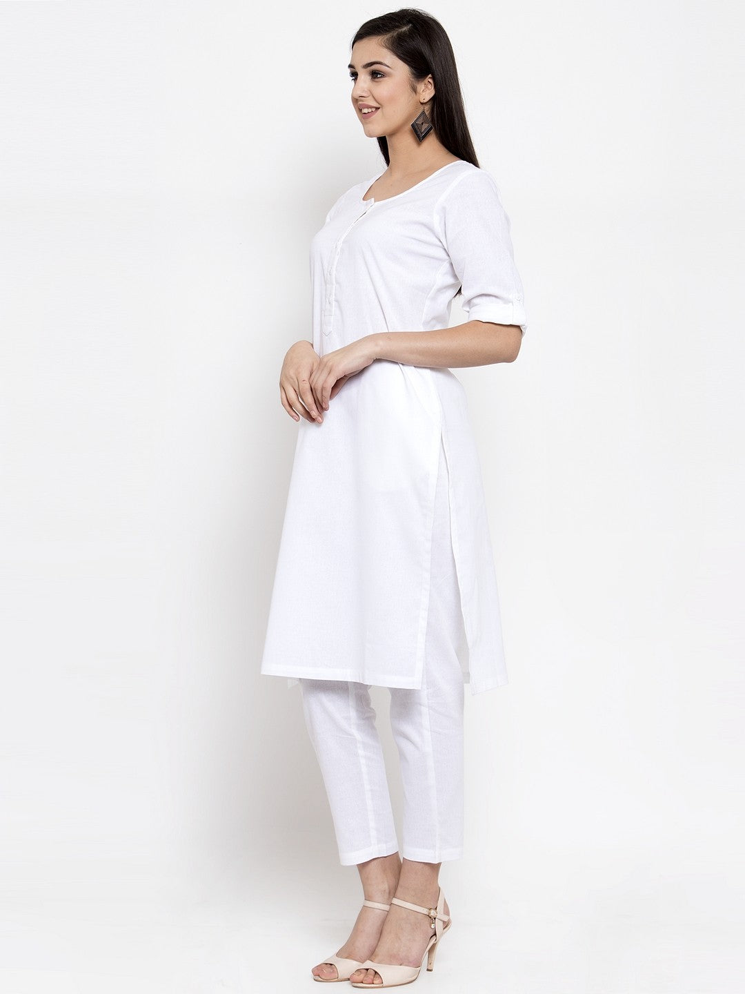Round Neck Comfortable Summery Kurta