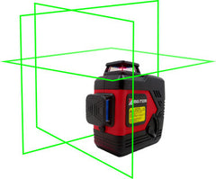 BART-3DG  BEITER 360° Self-leveling tri-plane green laser level