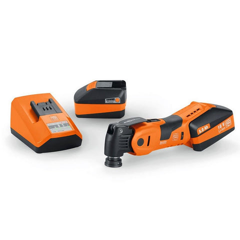 FEIN Supercut 18-Volt Cordless Oscillating Multi-Tool with Case - AFSC18QSL  71292761090