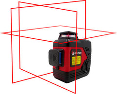BART-3D  BEITER 360° self-leveling tri-plane red laser level