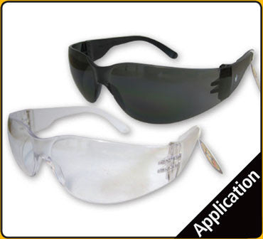 Youth CatEyes AF Safety Glasses