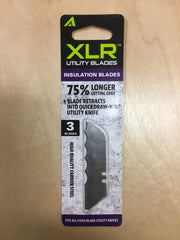 QuickDraw XLR - Insulation Blade (3pack)