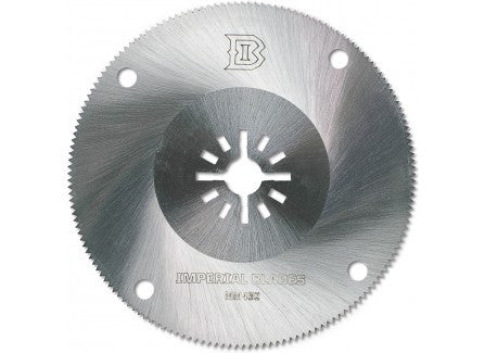 "Imperial 4"" Round HSS Saw Blade"