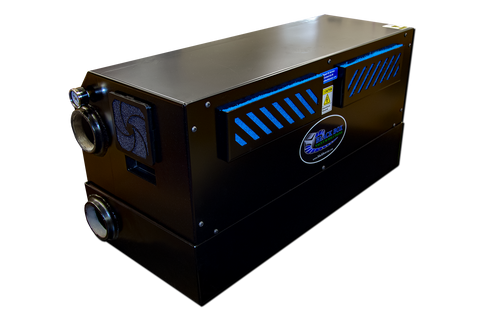 Black Box Hurricane Vacuum System