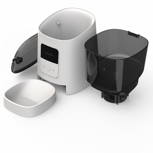 Smart Feed Automatic Dog and Cat Feeder Wi-Fi Enabled Pet Feeder