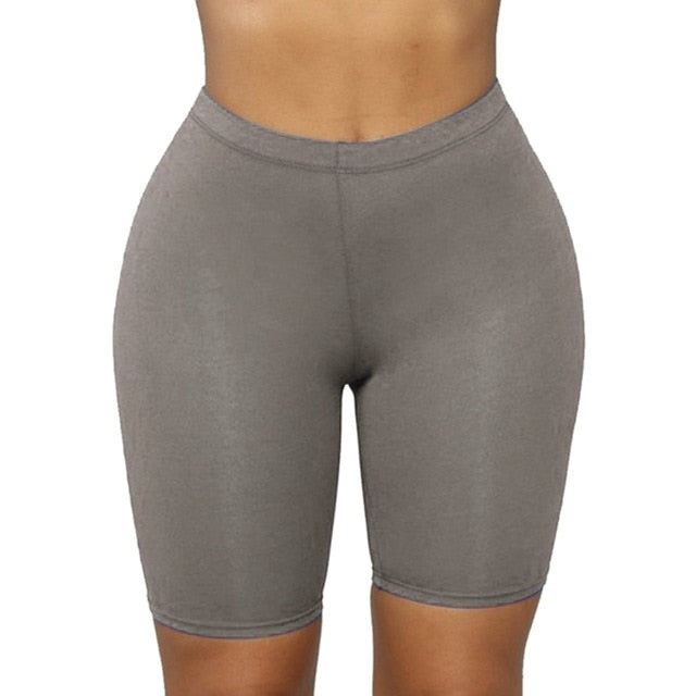 Slim Active Sports Shorts