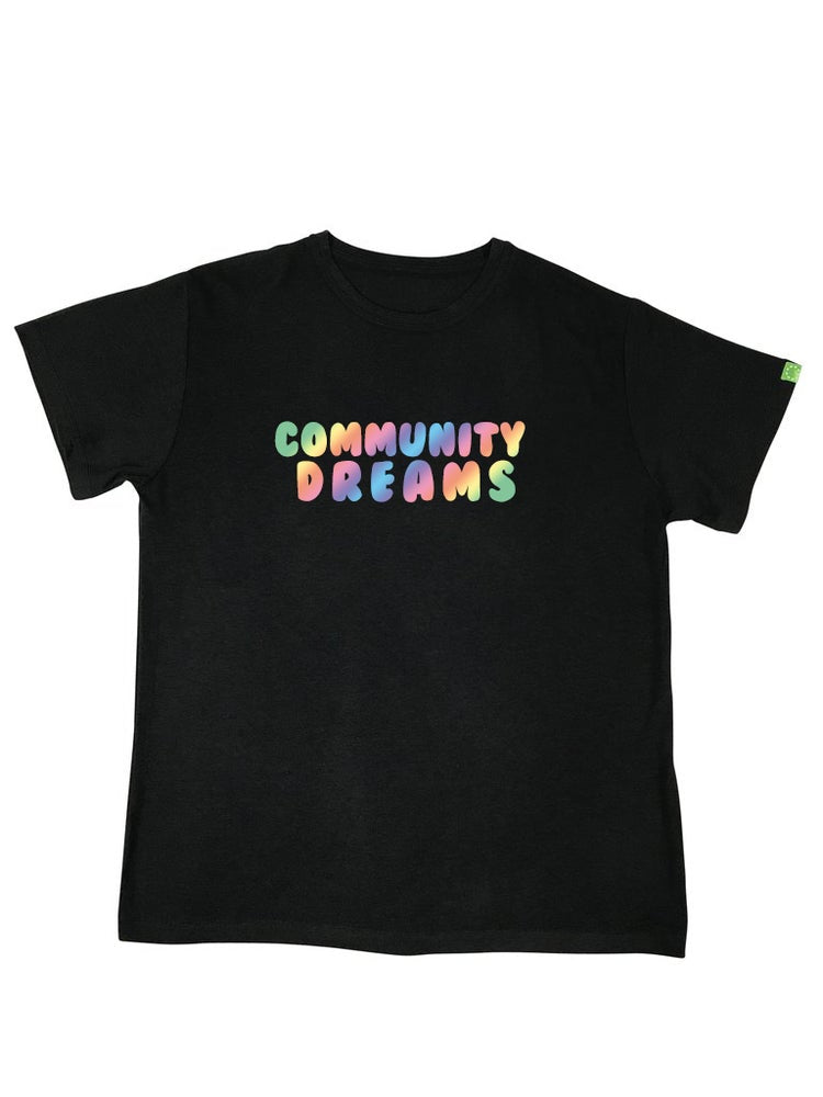"""Community Dreams Tee"" by SUPEREGO X 9SUPPLYCO"