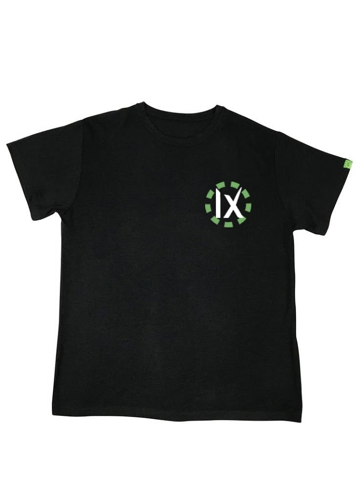 """Logo Crest Tee"" by SUPEREGO X 9SUPPLYCO"