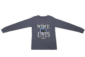 NINE LIVES Long-sleeve shirt