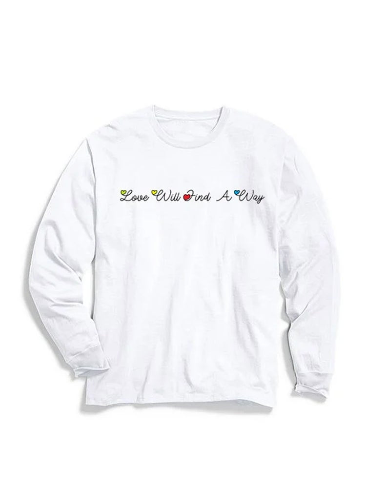 Love Will Find A Way (Long sleeve)