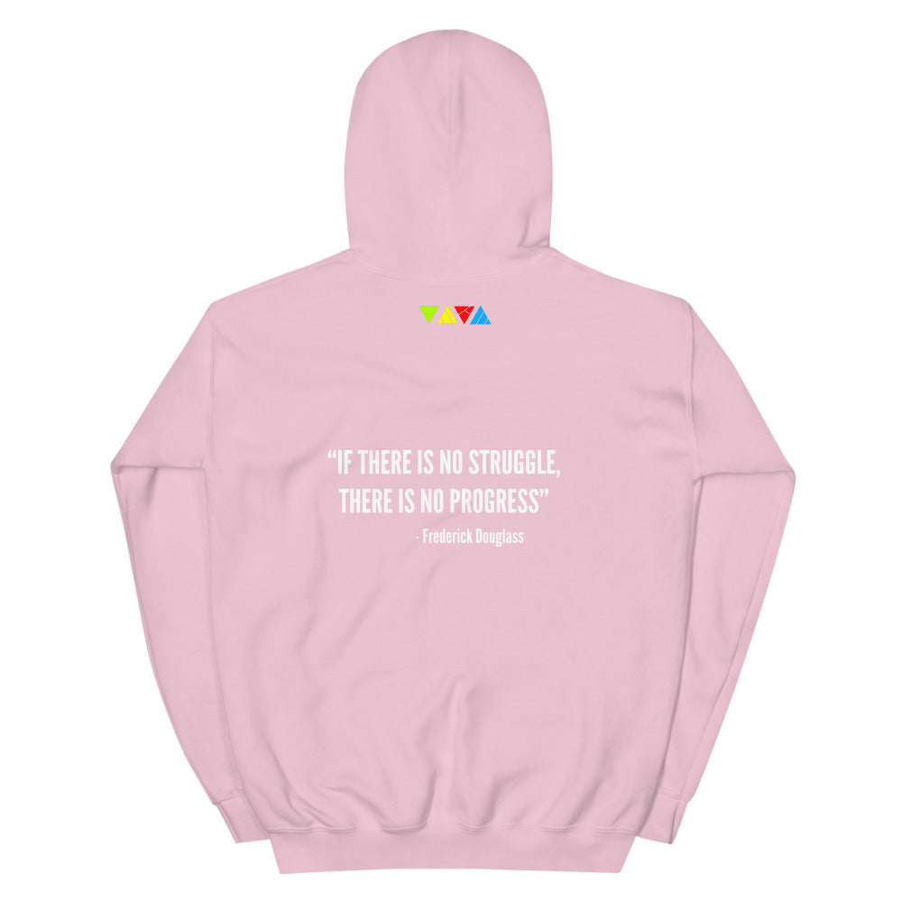 No struggle, No Progress  Hoodie