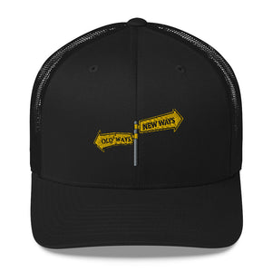 """ NINE""Trucker Cap"