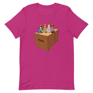 """Think outside the box"" T-Shirt"