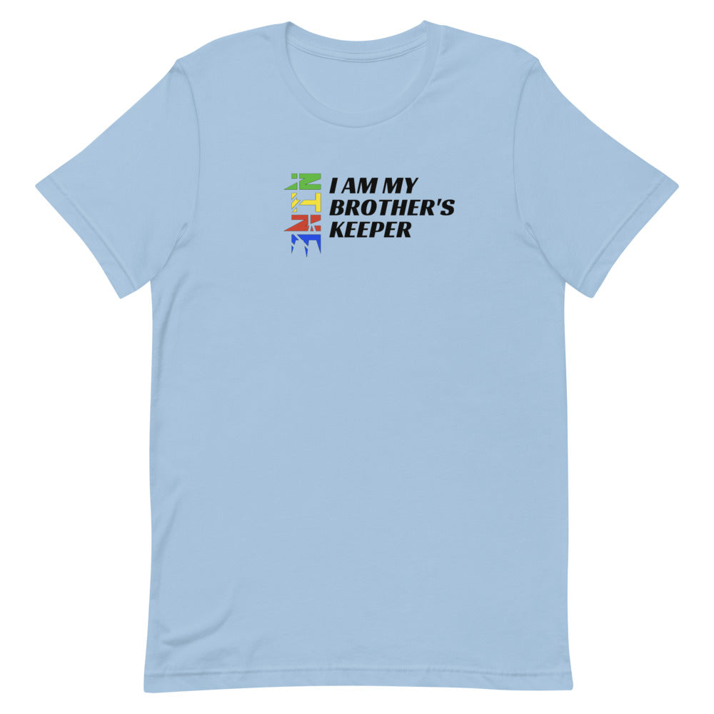 """I Am My Brother's Keeper"" 2 Unisex T-Shirt"