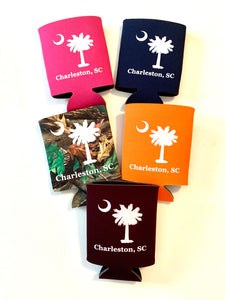 Charleston, SC can Koozies