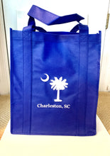 Load image into Gallery viewer, Reusable Shopping tote Charleston, SC