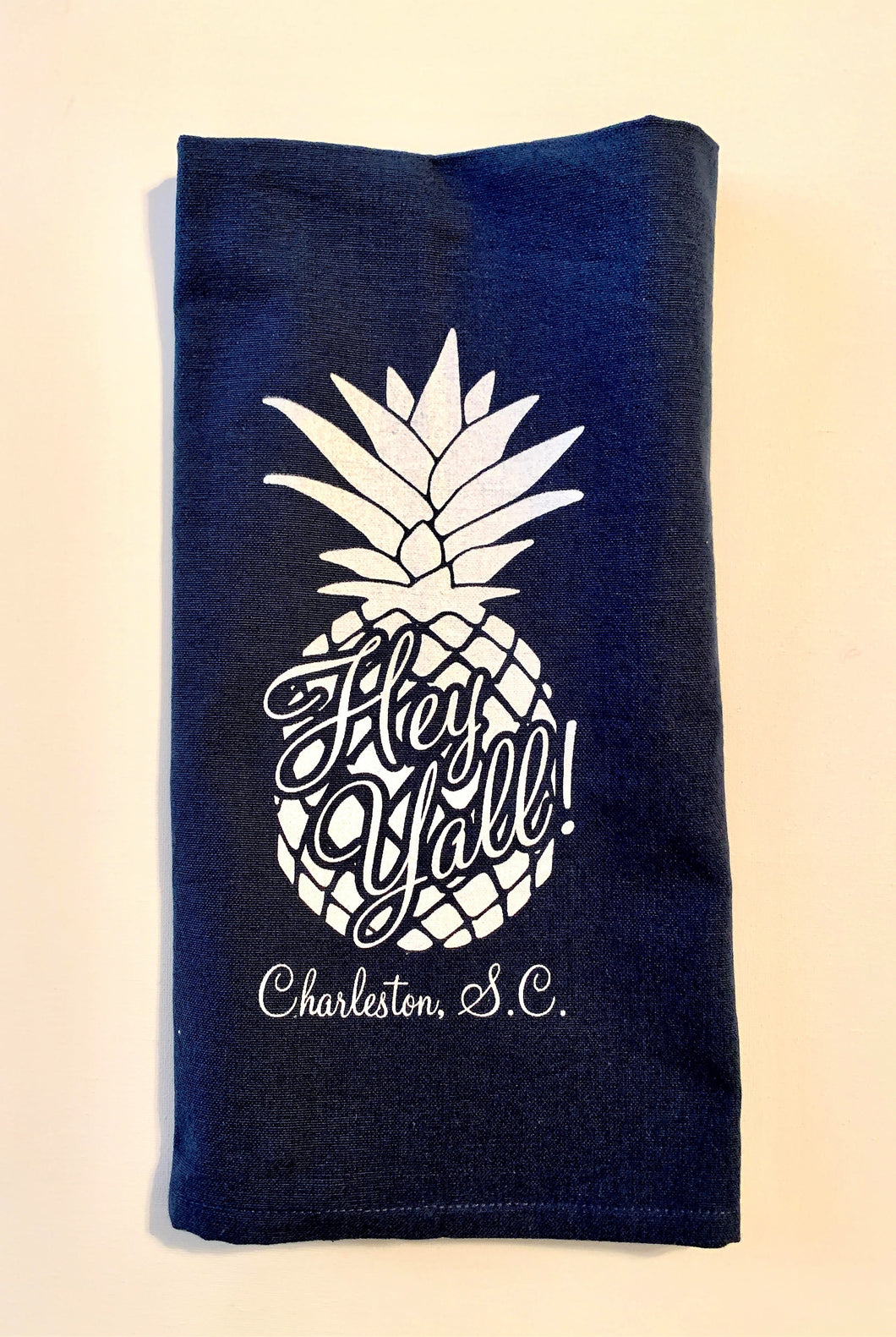 Tea Towel Pineapple